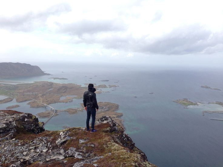 Hinking, Lofoten