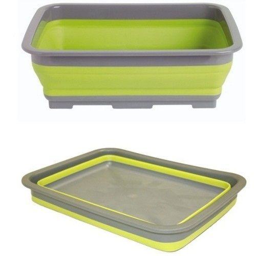 Check out ** Check out ** OUTWELL COLLAPSIBLE WASHING UP BOWL CAMP/CAMPING EQUIPMENT ACCESSOR...