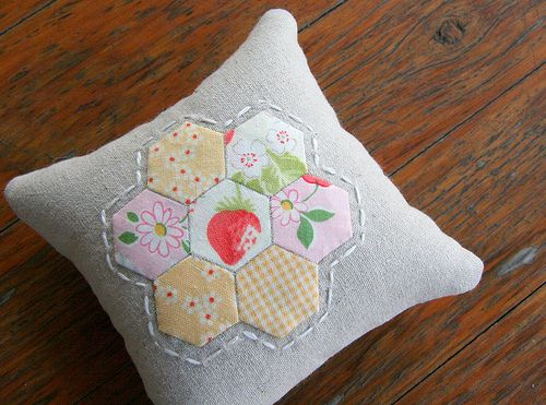 hexie pincushion
