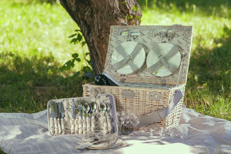 Cos picnic 6 persoane Paris
