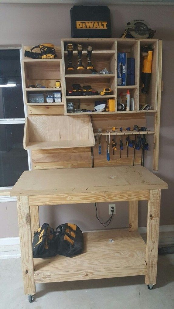 94 Tool Organization Ideas Garage Woodworking Techniques Tips