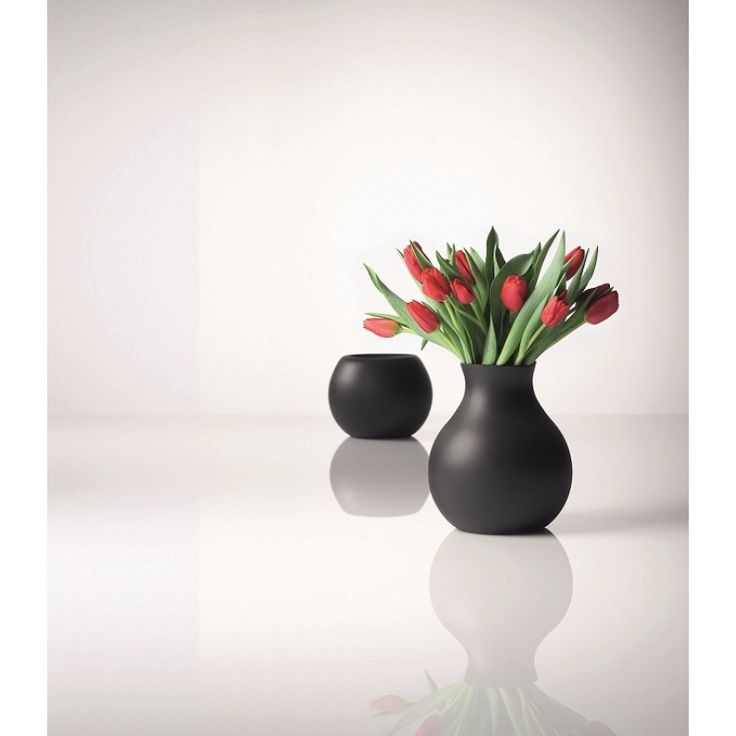 Menu Rubber Vase in Black #Denmark #Danish