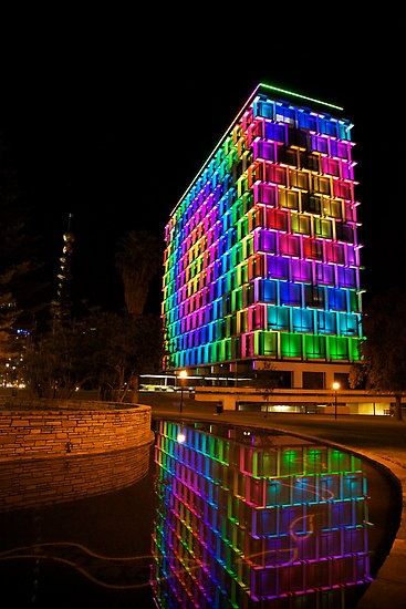 Perth Counsel Bldg - Outstanding!