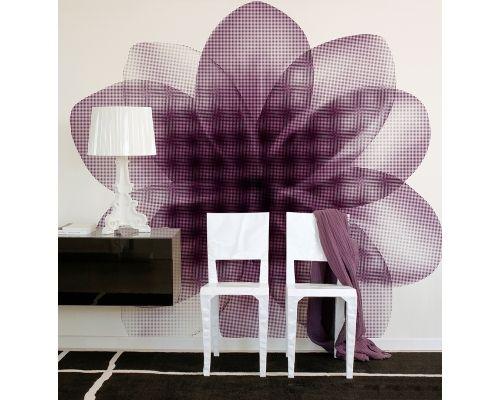 Futurystyczny kwiat Pills - projekt Christian Benini