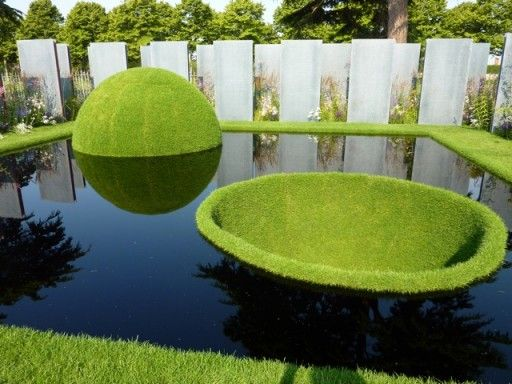 61 best Reflecting Pools images on Pinterest | Landscaping ...