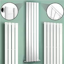 Image result for white upright radiators uk