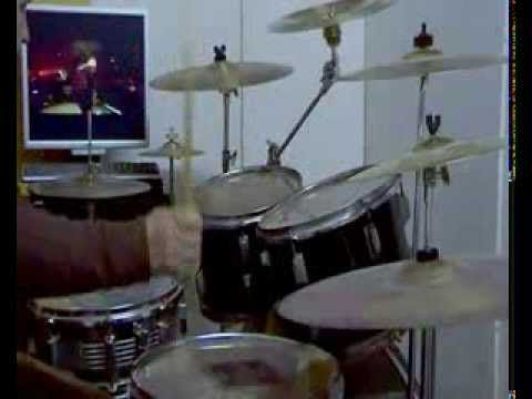 FIX YOU - COLDPLAY -(official video) -live-drum cover - http://billyfranks.com/fix-you-coldplay-official-video-live-drum-cover/