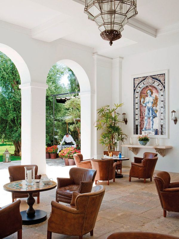 The pristine Spanish hotel that has a top spot on our must-visit list.