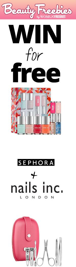 Win A Limited-edition Nail Set
