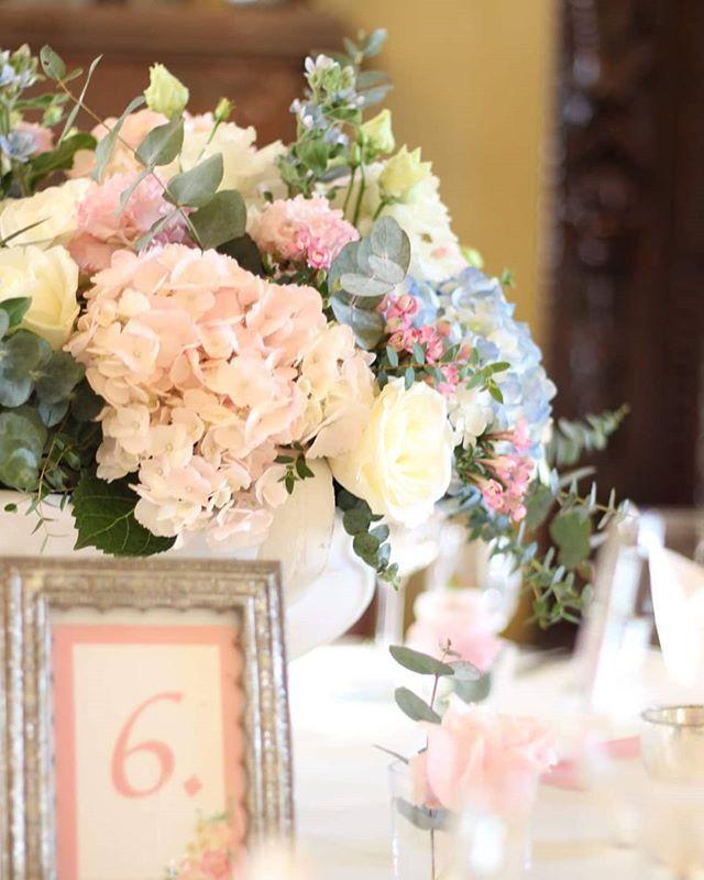 1e0c60a92 Jemná púdrová a trošku nebíčkovej... #aranžujeme #florist #svadobnavyzdoba  #kvetysilvia #profesional