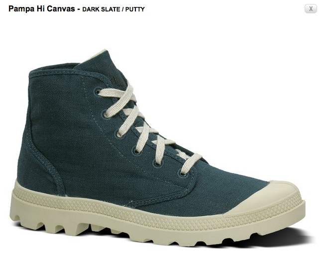 Absolutely need a pair!!!! or two or three....Paladium Boots - $65