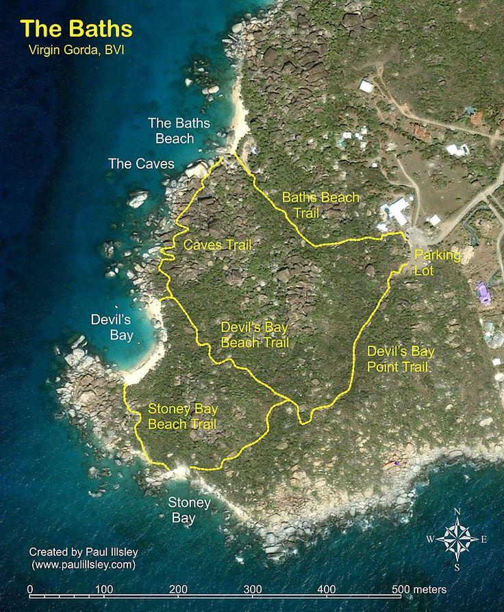 Great photos - The Baths, Virgin Gorda, British Virgin Islands (BVI)