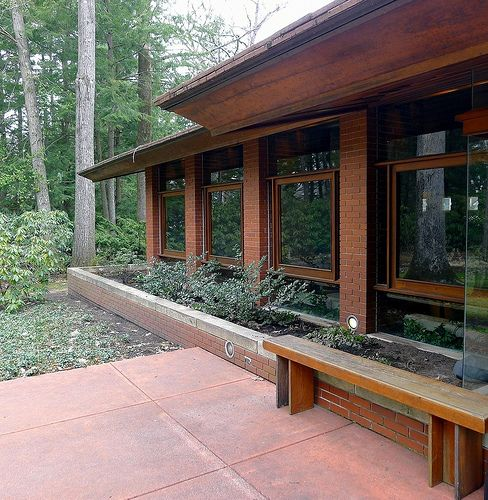 202 Best Images About Frank Lloyd Wright On Pinterest