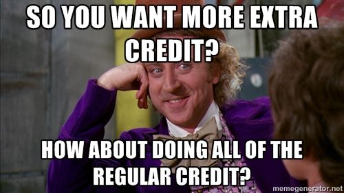 UNLIMITED EXTRA CREDIT LMS