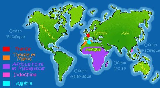 Cours de Histoire-géographie CM2 - La IVe République et la décolonisation - Maxicours.com