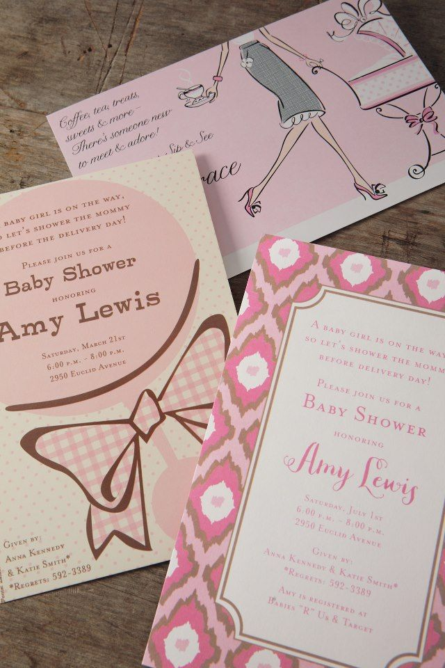baby shower invitation for twins%0A Beautiful Collection of Baby Shower Invitations for baby boy or girl from  Inviting Company