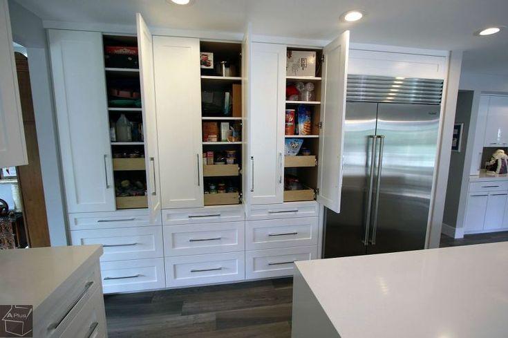 villa park complete home remodel, bathroom ideas, home decor, kitchen cabinets, kitchen design, kitchen island, painting