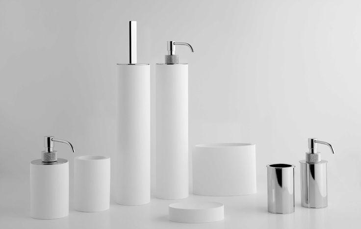 Oltre 25 fantastiche idee su accessori da bagno su pinterest sali di bagno fatti in casa - Arredo bagno pozzuoli ...