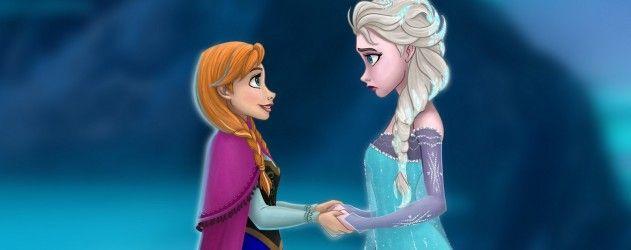 Nouvelle bande-annonce du prochain film d'animation de Disney #LaReineDesNeiges #Frozen