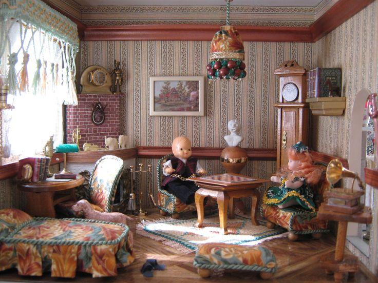 Pánsky salón