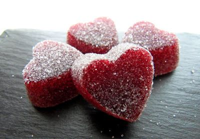 Pâtes de fruits à la framboise