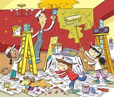 Family Fun: Find 6 Words Hidden in These Pictures | Just for Fun | SmartParenting.com.ph