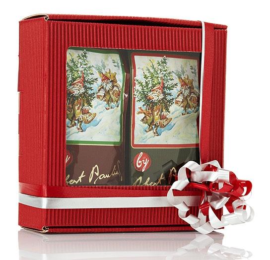 Joulukahvi ja -tee lahjapaketissa, 14,50 €. - Robert's Coffee
