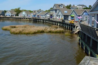 Duck, North Carolina in the  Outer Banks