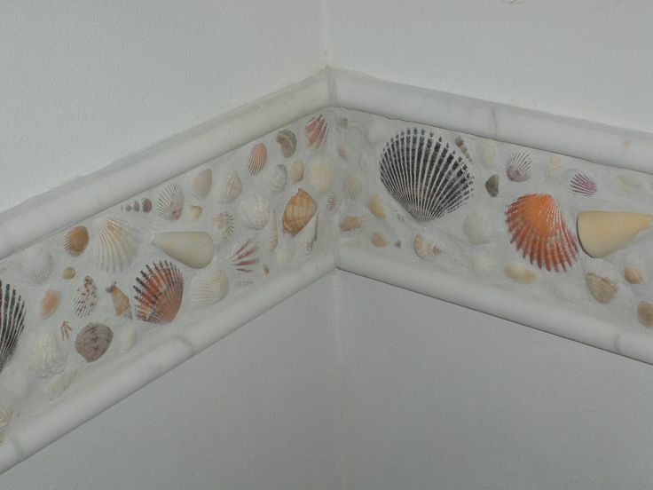 296 best images about home beach design on pinterest sea for Seashell bath accessories