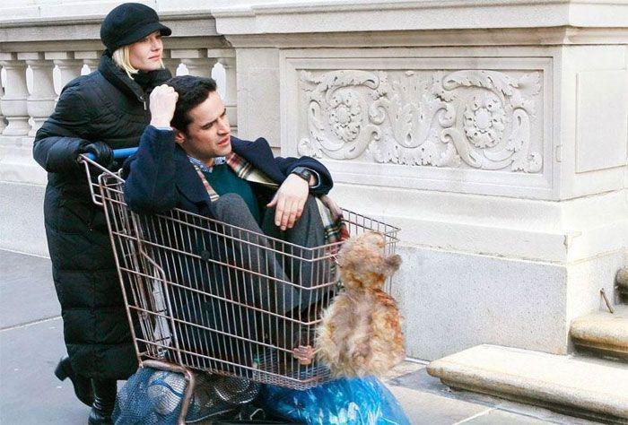 Elisha Cuthbert and Jesse Bradford @ My Sassy Girl (2008).