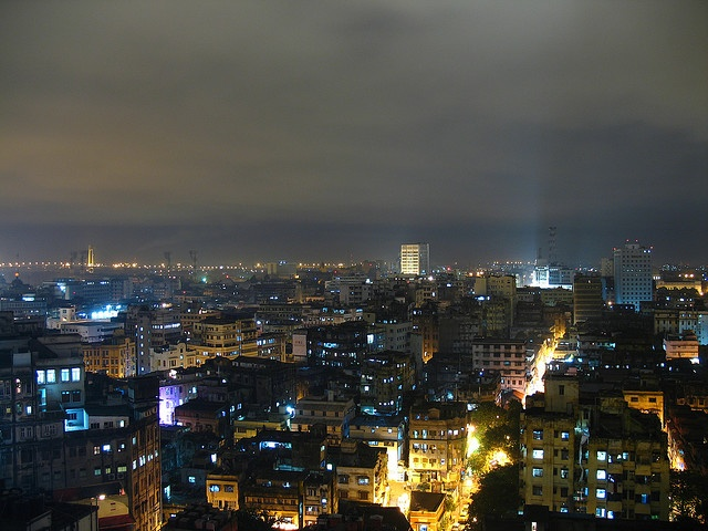 skyline kolkata | Around the Globe | Pinterest