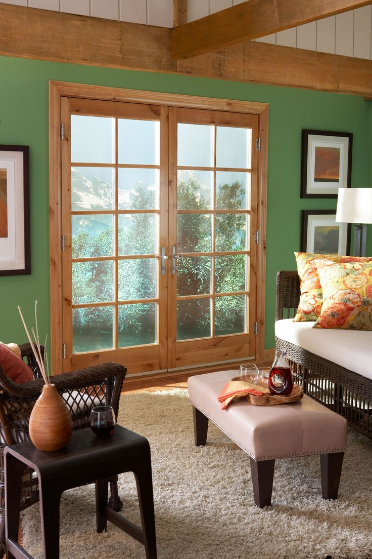Exceptional Ashworth(R) Patio French Doors By Woodgrain Millwork