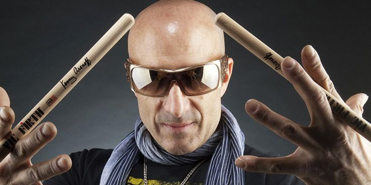 Legendary drummer Kenny Aronoff looks back on his…