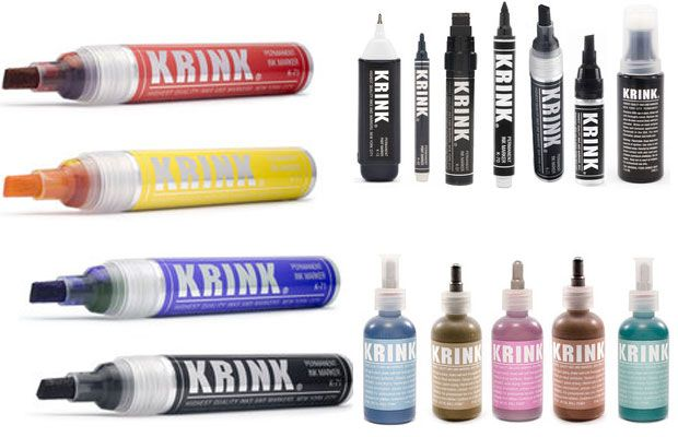 KRINK Markers On Sale For An Unbeatable Price