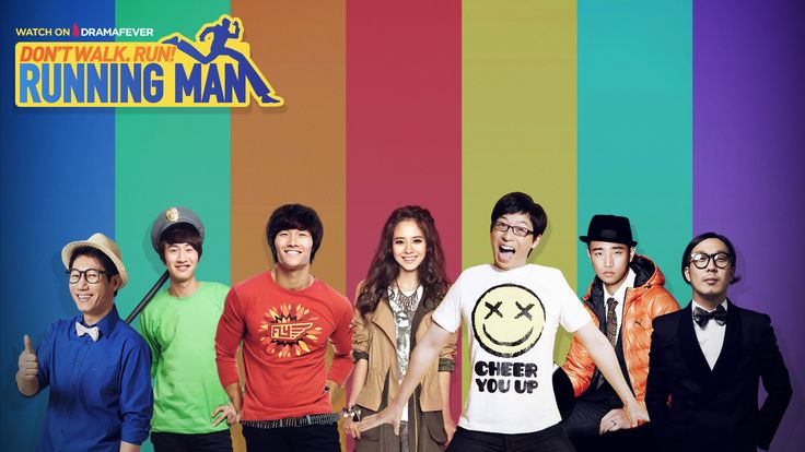 """I got """"Gary"""" on """"Which Running Man cast member are you?"""" What about you?"""