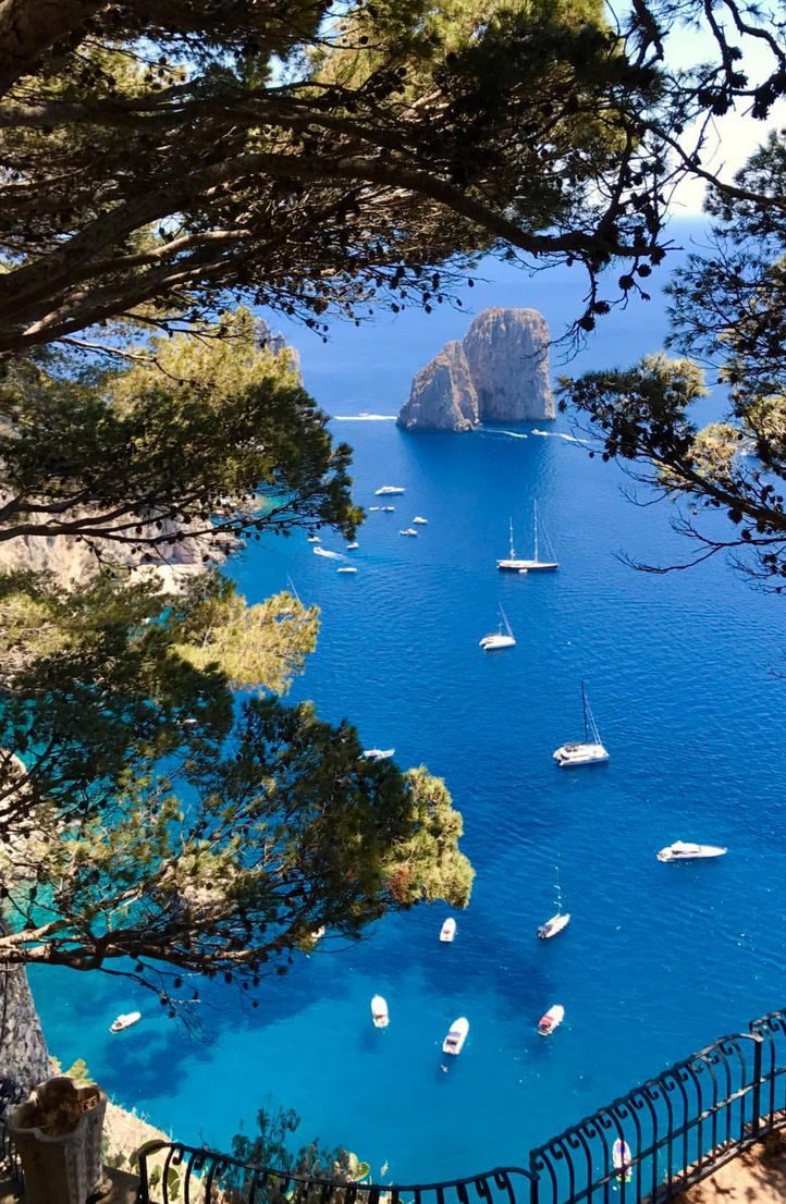 "lavishlawyer: ""Magical Capri, Italy. """