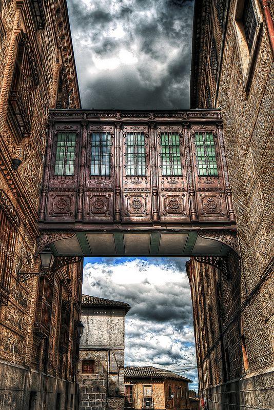 Colegio de las Doncellas. Toledo, Spain