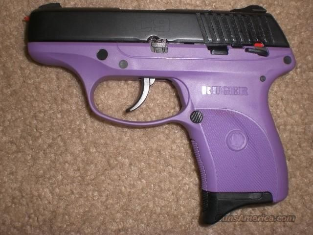 Talo Ltd Edition Ruger Lc9 Purple Lady Lilac 9mm New Layaway Option 3221 Guns Handgun Pinterest And Hand