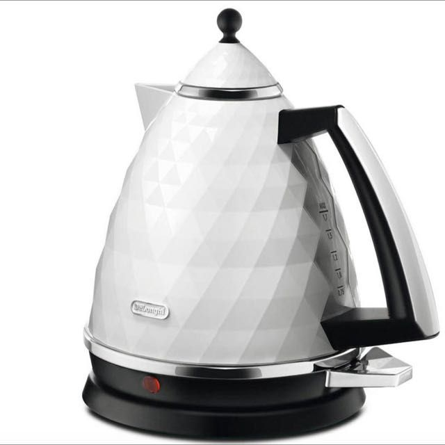 DeLonghi® Brilliante 1.7L Designer 2000W Kettle $130 - Brand New - Free Shipping