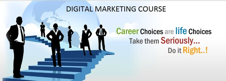 Digital Marketing have vast area where you can choose your career for specific area or as a Digital Marketer with covering all terms of Digital marketing like, SEO, SEM, SMO, SMM, PPC, Google Shopping, Content Marketing, Email Marketing.