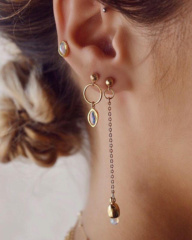 Opal drips and drops #SHE #LiliClaspe // LILI CLASPE