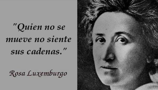 Rosa Luxemburgo, defensora del socialismo en Alemania