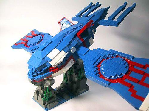 lego kyogre