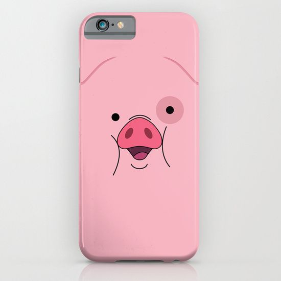 Gravity Falls - Waddles iPhone & iPod Case