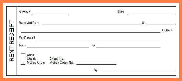 5+ rent receipt slip   Salary Slip
