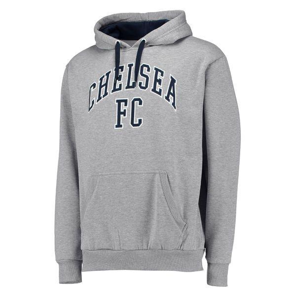 Men's Gray Chelsea Classic FC Pullover Hoodie | Chelsea Megastore USA