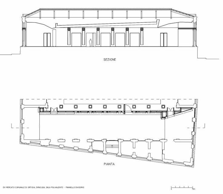 Polo Servizi Turistici, ex Mercato Coperto di Ortigia, Siracusa