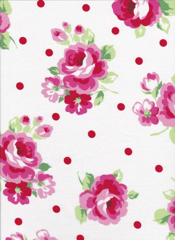 NEW  Lecien Flower Sugar 2012 by DonnasLavenderNest on Etsy,