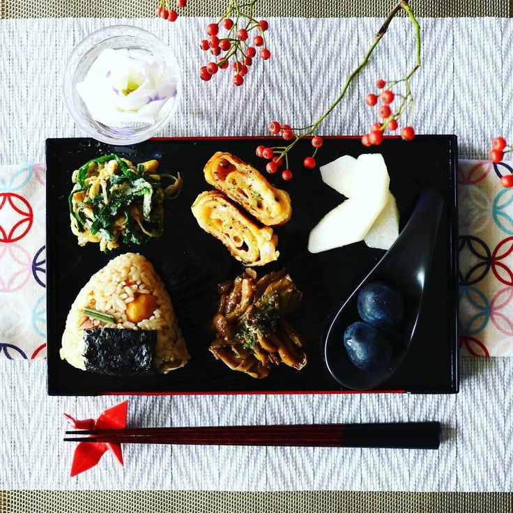 作ってみたい!和食を華やかにする「和ンプレート」ごはんの盛り付け方 - Locari(ロカリ)