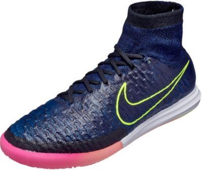 newest 1aeb0 596af Distressed Indigo Pack. Nike MagistaX Proximo. At SoccerPro.   N I K E C L  E A T S •   Pinterest   Nike magista obra, Soccer Cleats and Sneakers nike